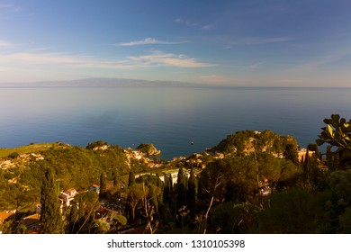 One day in taormina  Taormina is a Sicilian tourist resort known all over the world for its mild climate and breathtaking views
