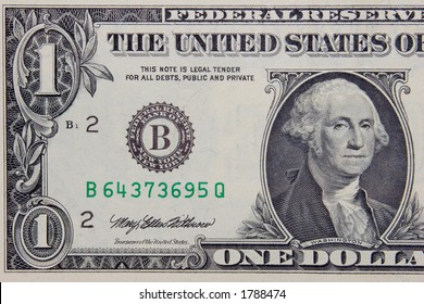 The one dollar banknote macro