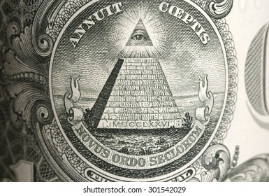 One Dollar detail