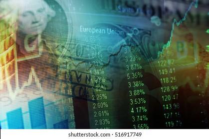 One dollar detail. Macro image.