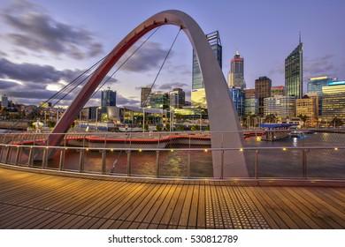 One Fine Day in Elizabeth Quay, Perth City, Western Australia. Date taken 06 December 2016