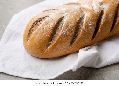 One loaf of artisan bread