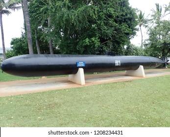 One man Japanese Suicide Torpedo