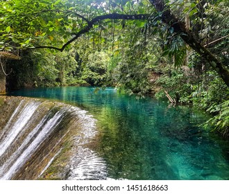 One of the many breathtaking view on the way to Kawasan Falls Badian, Cebu