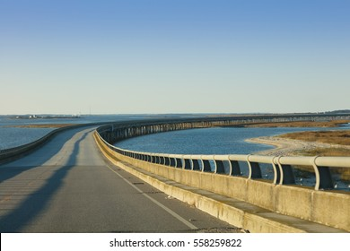 One of the many bridges while traveling in the Outer Banks of North Carolina