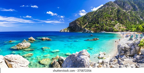 one of the most beautiful beaches of Greece - Apella, Karpathos
