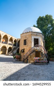 One of the most importtant architectural works of the Turkish period in Cyprus, the Buyuk Han (Big Inn) is located in the traditional market center, it was built in 1572. Nicosia (Lefkosa)  North CYPR