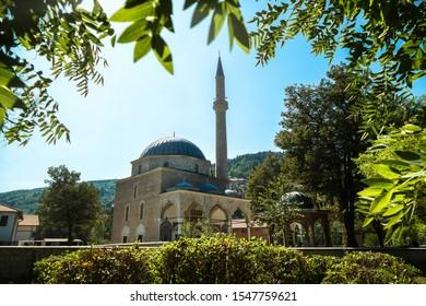One of the oldest mosque in Bosnia and Hezegovina,Aladza dzamija