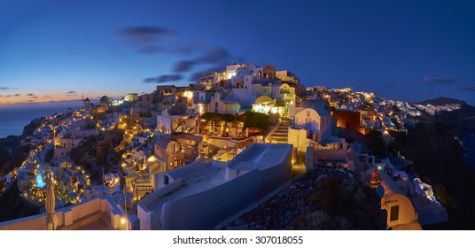 One and only, Santorini