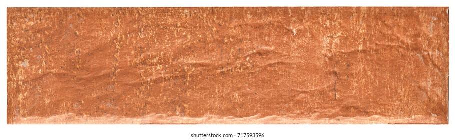 how to draw a single brick