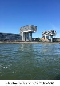 One of the Poseidon cruise stops. Köln