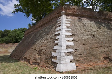 One of the several outposts in the wall surrounding the city of Ferrara