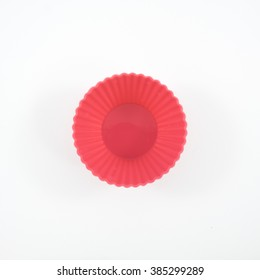 The one of silicone baking cup for make a cupcakes or muffins.