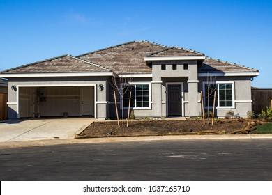 One Story New Construction House