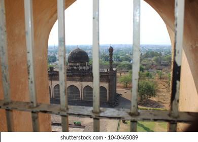 One of the Tomb of Golgumbaz