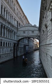 one of Venice quaint canals