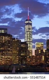 One World Trade Center, New York, NY