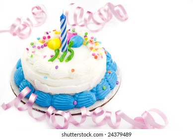 Fine Small Birthday Cake Images Stock Photos Vectors Shutterstock Funny Birthday Cards Online Inifofree Goldxyz