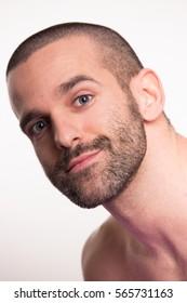 Short Hair Man Images, Stock Photos & Vectors   Shutterstock