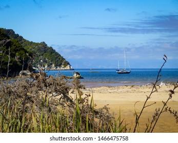 Onetahuti beach, Abel Tasman National Park