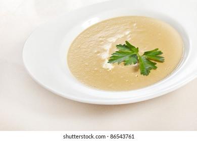 Onion Cream Soup