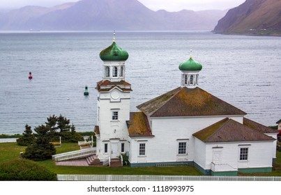 Onion Domed Church