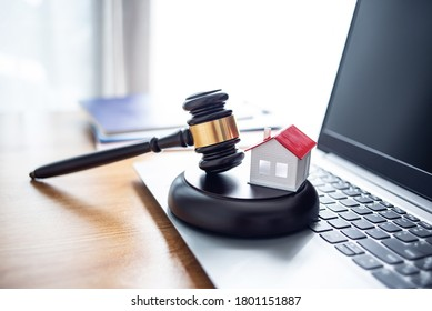 Online auction real estate mortgage auction