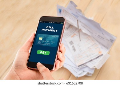 Water Bill Payment Images, Stock Photos & Vectors | Shutterstock