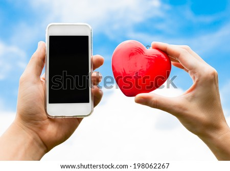 Online dating and technology