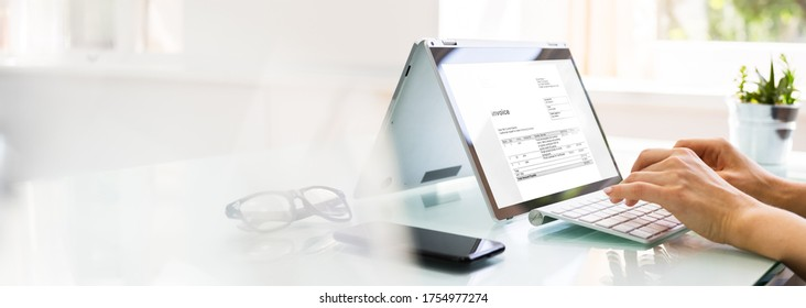 Online Digital E Invoice And Statements Software