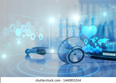 online medical and healthcare          - Image