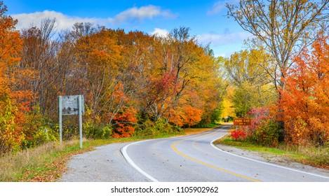 Ontario, Canada: Prince Edward County, Sandbanks Provincial Park