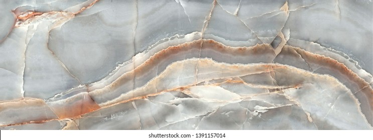 onyx marble natural with high resolution, aqua tone glossy marbel stone texture for digital wall and floor tiles, Emperador granite ceramic tile, detail of a translucent slice of natural stone agate