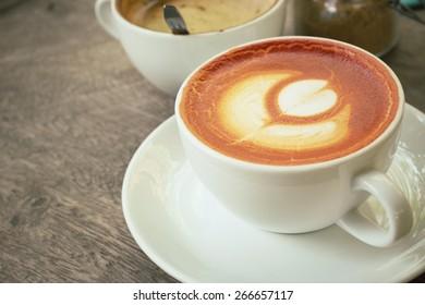 Oolong tea and milk