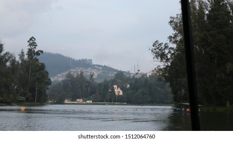 Ooty Boatpark, located in Ooty