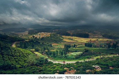 Ooty, India- 01 04 2018- Going back home- Ooty, India