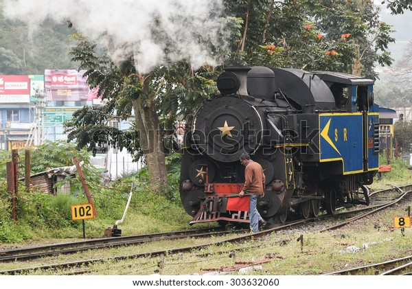 Ooty India December 30 Historic Old Stock Photo (Edit Now