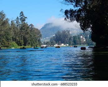 Ooty lake Tamilnadu, one of the most beautiful places in India !!