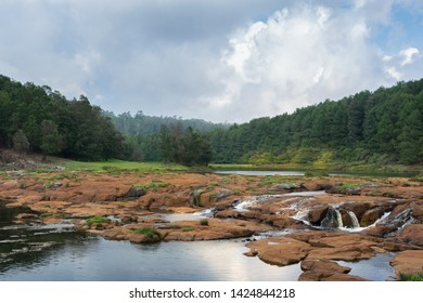 Ooty pykara waterfalls and lake