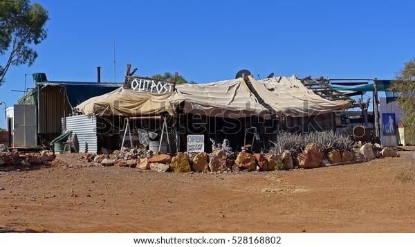 Opalton Queensland Australia June 21 2014 Stock Photo (Edit