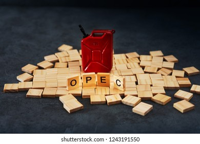OPEC Organization of the Petroleum Exporting Countries
