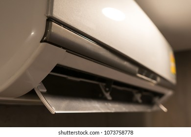 Open Air conditioner is used