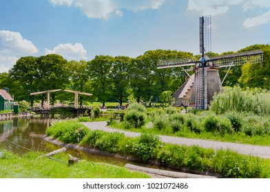 The Open Air Museum in Arnhem, Netherlands