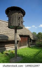 """Open air museum """"Vesely kopec"""" Czech republic"""