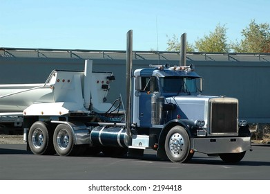 Open Bed Truck