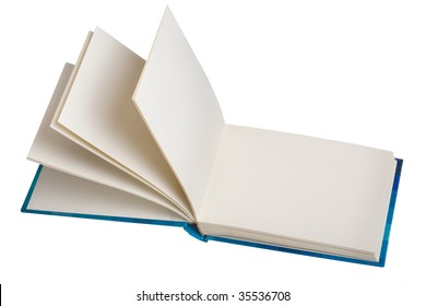 open  blank album