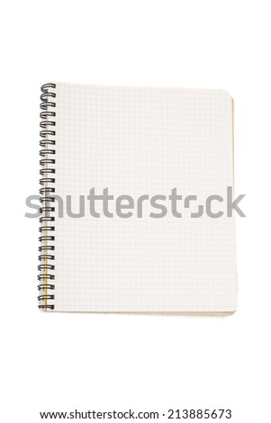 open blank page notebook stock photo edit now 213885673 shutterstock