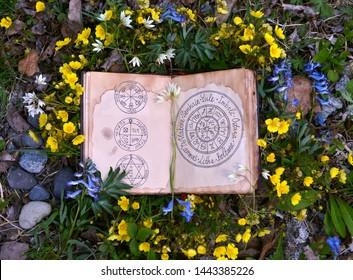 Wiccan Rituals Images, Stock Photos & Vectors | Shutterstock