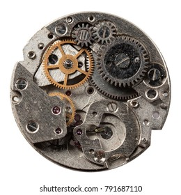 open clockwork, gears