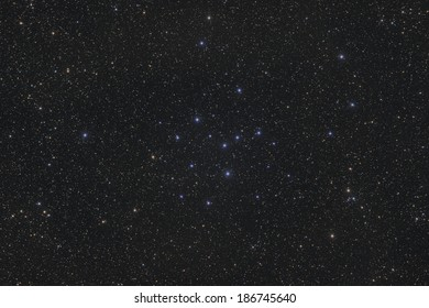 Open Cluster IC 4665